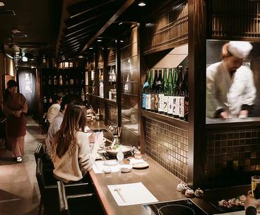 美神鶏 恵比寿店の雰囲気1