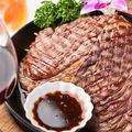 料理メニュー写真和牛のステーキ