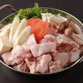 料理メニュー写真【神田川俊郎監修】 絶品水炊き鍋