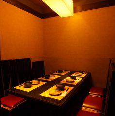 1Fテーブル6名様個室