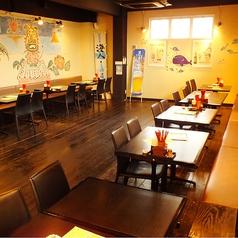 どなんち食堂の雰囲気1