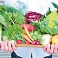 【野菜】こだわり野菜をふんだんに