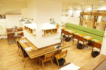 Sakura食堂の雰囲気1