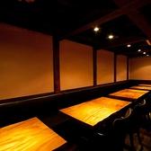 4名様用テーブル席もあるので、レイアウトを変えて各種宴会や二次会など、目的に合わせてご利用いただけます。