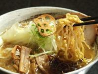 鮪豚骨麺~味噌~780円