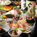 料理メニュー写真朝獲れ鮮魚盛り合わせ
