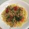 料理メニュー写真本日シェフのおすすめのスパゲティ