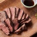 料理メニュー写真【数量限定】熟成肉ハラミステーキ(150g)