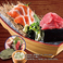 料理メニュー写真【山盛り!】マグロとサーモンののっけ盛り