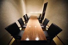 ゆっくりくつろげる個室をご用意いたしました♪4名~16名様までご利用いただけます!人気のお席なのでご予約はお早めに!