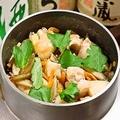 料理メニュー写真鶏釜飯