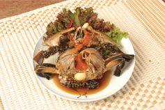 豚足/ワタリガニ(しょう油味)
