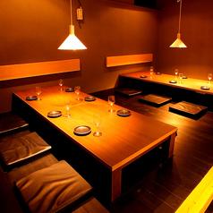 串焼とワインの店 奏宴の雰囲気1