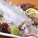 新宿で刺身盛り合わせや活いかなどの絶品海鮮料理を堪能