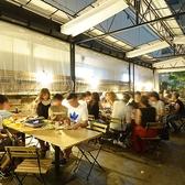 ◆4F屋上テラス席 《2名様~50名様》夏季は FUSHIMI ROOF TOP BEERGARDENを開催★テラス席貸切は25名様~、立食で最大60名様まで承ります!※雨天・悪天候の際はご利用不可