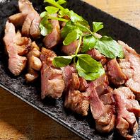 バリエーション豊かな肉料理