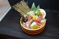 料理メニュー写真鮮゛の豪快大漁盛り
