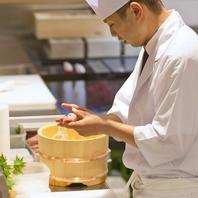 経験豊富な職人が一つひとつ丁寧に調理