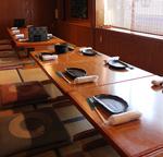 こちらは宴会座敷個室です!最大24名位可能です♪各種宴会にお薦め!