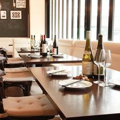 ビアガーデンテラス 肉バル 上野御徒町店の写真