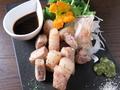 料理メニュー写真マンガリッツァ豚の一口ステーキ