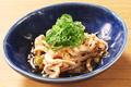 料理メニュー写真鶏皮ポン酢