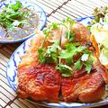 料理メニュー写真ローストチキン 「ガイ・ヤーン」