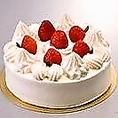 お誕生日の方、お祝いにはケーキをどうでしょうか?