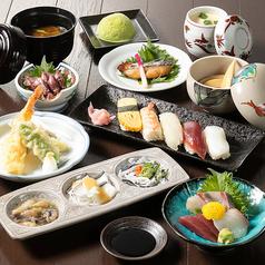 寿司と海鮮居酒屋 龍 梅田店のコース写真