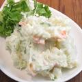 料理メニュー写真自家製ポテトサラダ