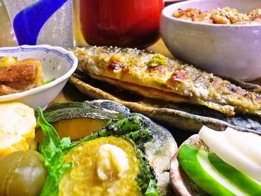 霧亭のおすすめ料理1