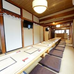 博多もつ鍋 豚鍋 鶏鍋 ぶんぶく 柳川店の雰囲気1