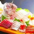 料理メニュー写真大漁舟盛り