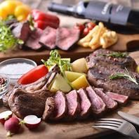 お肉料理が目白押し◎目移り多発!
