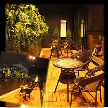 バルバ テラス BARBA terraceの雰囲気1