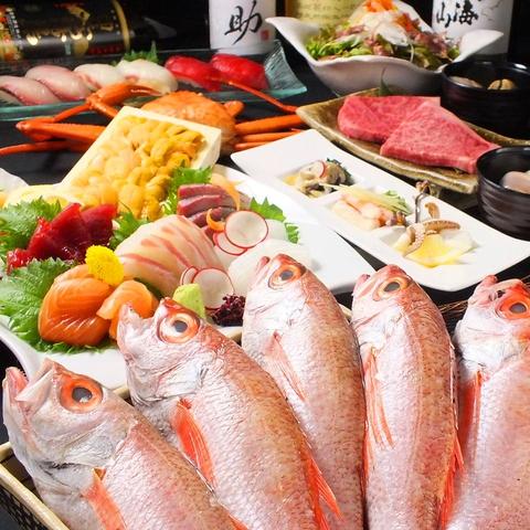 【3~16名完全個室】鮮魚!旬野菜!お酒のあて!一品料理!まずお試しを!