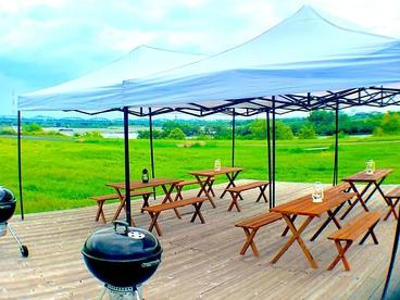 天竜川緑地Superior BBQ Baseの雰囲気1