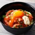 料理メニュー写真贅沢 ローストビーフ丼 ver.3.0