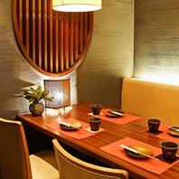 """■""""多種多様"""" テーブル席,個室,お座敷,掘り炬燵,貸切"""