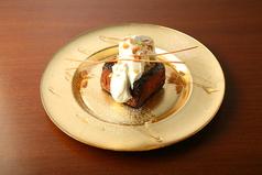 料理メニュー写真デニッシュフレンチトースト