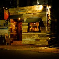 ◆一軒家風レストラン◆