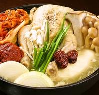 季節問わずやみつき間違いなしの本場の味★韓国鍋