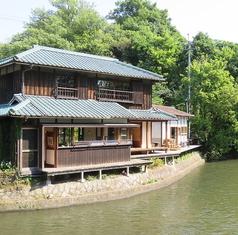 水辺のカフェ 三宅商店 酒津の雰囲気1