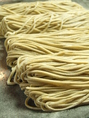 道産そば粉を使用したかるいちこだわりの蕎麦は毎日お店で手打ち