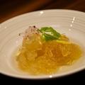 料理メニュー写真クラゲの冷菜