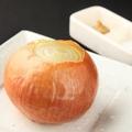 料理メニュー写真とろり丸ごと玉葱