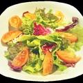 料理メニュー写真イタリアングリーンサラダ