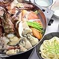 牡蠣鍋は旬の時期にぜひ味わっていただきたい逸品!