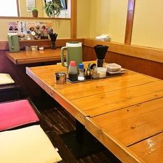 2人用テーブルを繋げた形になります♪ 繋げたい場合はお申し付けください!