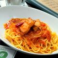 料理メニュー写真・ トマトパスタ